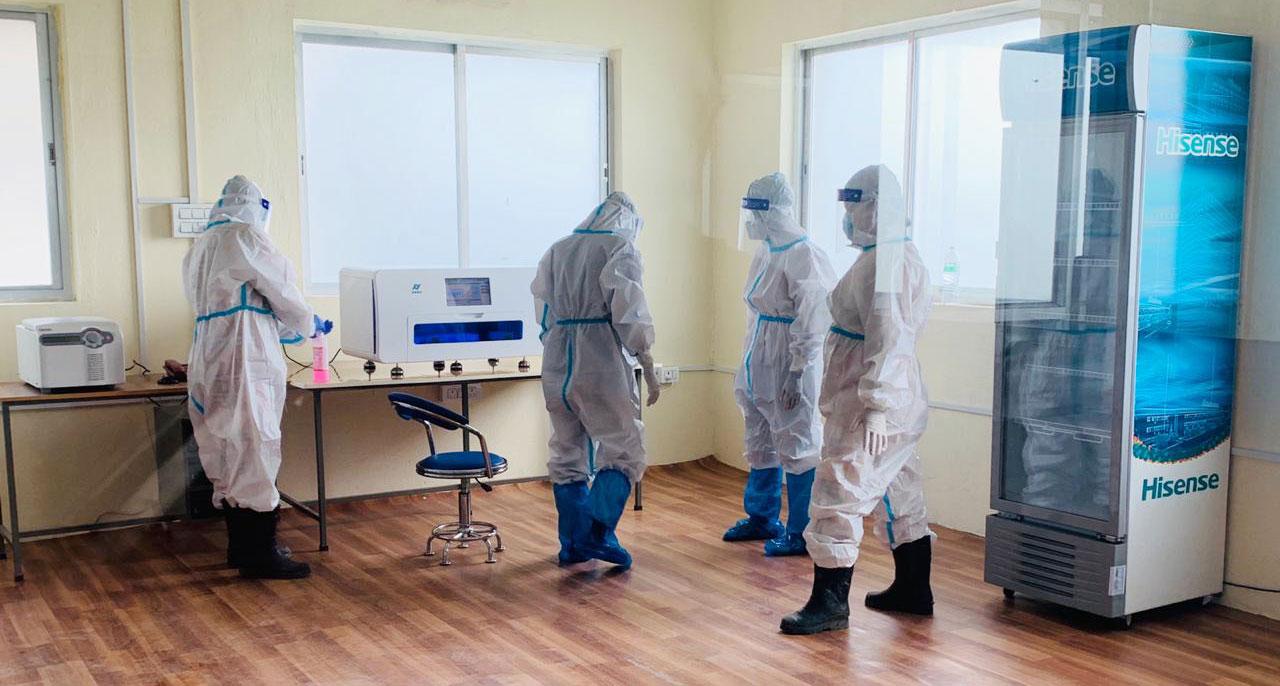 भारतमा कोरोनाबाट १ लाख ३५ हजार २६१ जनाको मृत्यु, संक्रमति कति ?